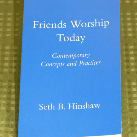 Friends Worship Today