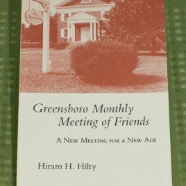 Greensboro Monthly Meeting of Friends