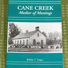 Cane Creek: Mother of Meetings